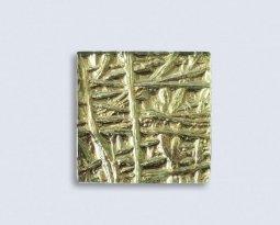 Декор Орнамент Универсальные вставки для пола Кассиопея Gold 6.7x6.7