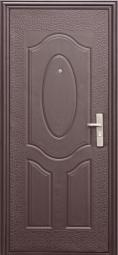 Металлическая дверь Е40М (857), Китай, 860*2050, антик медь