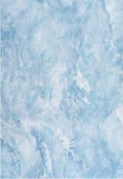 Плитка для стен Керамин Атланта 2С Голубой 40x27,5