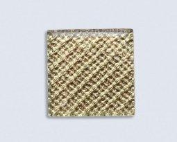 Декор Орнамент Универсальные вставки для пола Сириус Gold 1 6.7x6.7