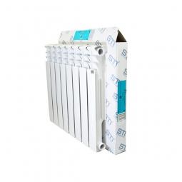 Радиатор алюминиевый Sti 500-80 8 секц.