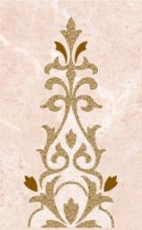 Декор Нефрит-керамика Грато 04-01-1-09-03-41-421-0 40x25 Розовый