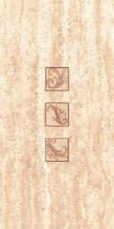 Декор Керамин Пальмира 3Н Бежевый 60x30
