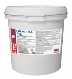 Штукатурка Litokol Litotherm Grafica Sil  Шуба декоративная силиконовая 2,0 мм Пастельные Тона