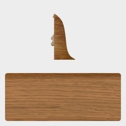 Заглушка торцевая левая Т-пласт 061 Дуб Измир