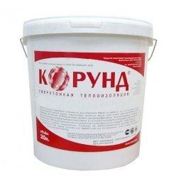 Жидкий утеплитель Корунд Классик краска сверхтонкая 5 л