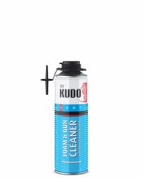 Очиститель монтажной пены Kudo Home Foam&Gun Cleaner (650 мл)