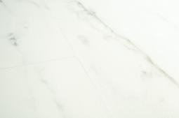 ПВХ-плитка Quick-step Livyn Ambient Click Мрамор каррарский белый