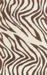 Декор Cracia Ceramica Африка Коричневый 01 25x40