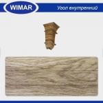 Угол внутренний Wimar 825 Дуб Ппальмира 86мм (2шт)