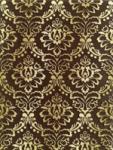 Декор Lasselsberger Катар коричневый 25x33