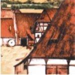 Декор Керамин Асти Фламандский домик 2 10х10