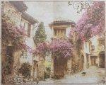 Панно Cracia Ceramica Palermo Beige Panno 02 50x40