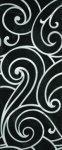 Декор Gracia Ceramica Prime black decor 02 25х60