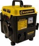 Генератор бензиновый Champion IGG 950 инверторный