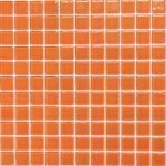 Мозаика Bonаparte Orange glass оранжевая глянцевая 30x30
