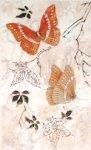 Декор Сокол Баттерфляй D-611f AR-5 орнамент глянцевый 20х33