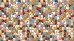 Декор Ceradim Tulip Dec Mozaic Tesser 25x45