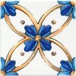 Декор Kerama Marazzi Капри майолика STG\A455\5232 20х20