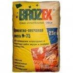 Кладочная смесь Brozex М-75 цементно-песчаная 25 кг
