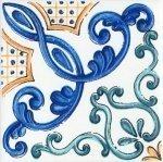 Декор Kerama Marazzi Капри майолика STG\A454\5232 20х20
