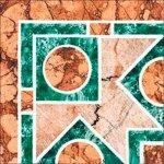 Декор напольный Cersanit Marmo  MR6Н112 коричневый 16.5х16.5