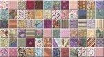 Декор Ceradim Mirella Dec Mozaic Random 25x45