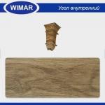 Угол внутренний Wimar 817 Дуб Обыкновенный 86мм (2шт)