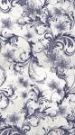 Панно Lasselsberger Азур Крем синее (комплект 4 шт) 50х90