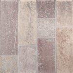 Плитка для пола Сокол Царицыно ZR3 коричневая матовая 33х33