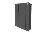 Радиатор Биметаллический Royal Thermo PianoForte Noir Sable 500-8