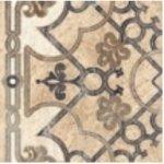 Декор Kerranova Terra полированный бежевый 60x60