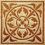Декор Freelite Универсальные вставки для пола Марсель Бежевый 6x6