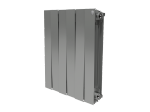 Радиатор Биметаллический Royal Thermo PianoForte Silver Satin 500-12