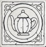 Декор Kerama Marazzi Ницца A1756\1223 9,9х9,9