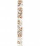 Бордюр Береза-керамика Камелия светло-бежевый 50х5.4