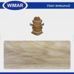 Угол внешний Wimar 810 Дуб Гроссо 86мм (2шт)