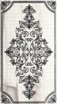 Декор Lasselsberger Астерия белый 25x45