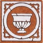 Декор Kerama Marazzi Ницца F1760\1228 9,9х9,9