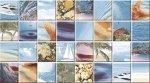 Декор Ceradim Niagara Dec Mozaic Sea 25x45