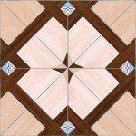 Плитка для пола Уралкерамика Степ ПГ3СТ404 41.8x41.8