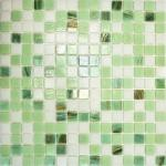 Мозаика Elada Aventurin HK-17 зелёный микс 32.7x32.7
