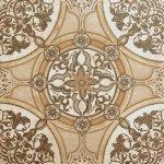 Плитка для пола Сокол Гранада GRN1 коричневая полуматовая 44х44