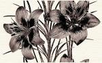 Декор Нефрит-керамика Piano 04-01-1-09-03-15-081-2 40x25 Серый